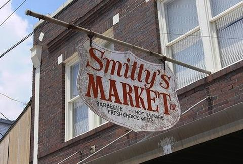 Smitty's Market -- Texas