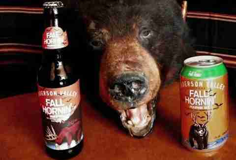 Anderson Valley Brewing Co's Fall Hornin'