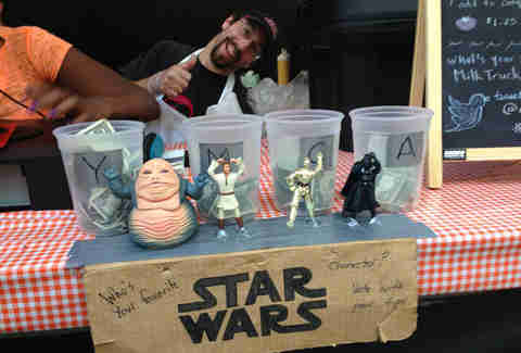 star wars tip jars