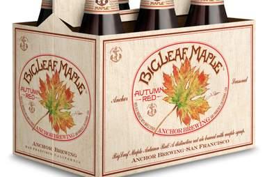 anchor bigleaf maple red ale