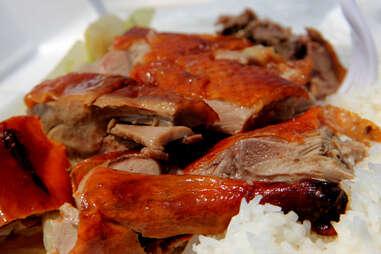 rotisserie duck - Hòa Bình Deli - Atlanta
