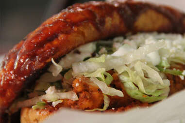 The Pambazo - Plaza Fiesta Food Court - Atlanta