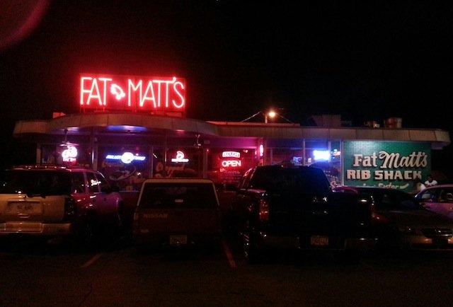 Fat Matt\'s Rib Shack