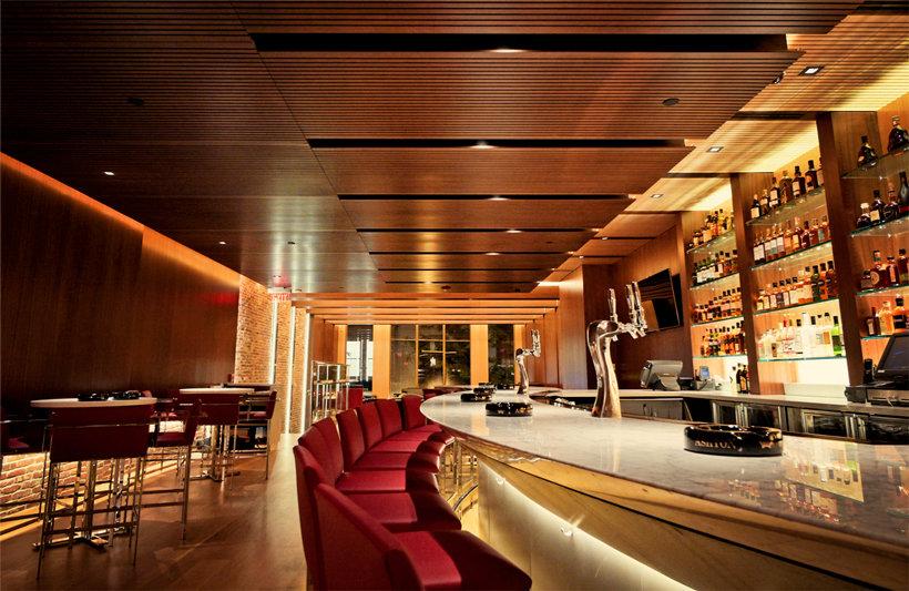 Ashton Cigar Bar A Philadelphia Pa Bar