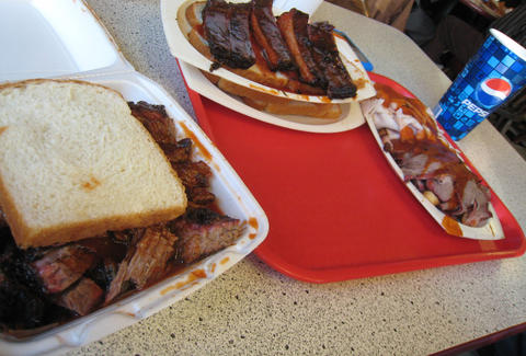 LC's BBQ in Kansas City