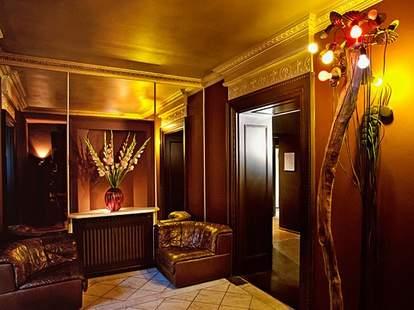 Interior at Bar Gabanyi