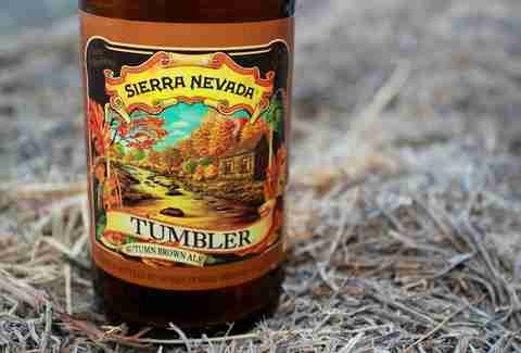 Sierra Nevada's Tumbler Autumn Brown Ale
