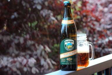 Ayinger Brewing's Oktober Fest-Märzen