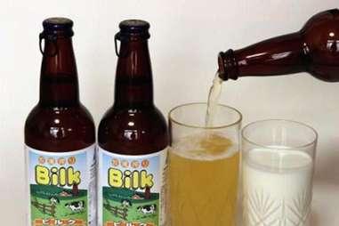 Bilk, Japanese milk beer