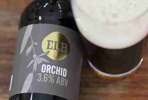 East London Brewery's Orchid