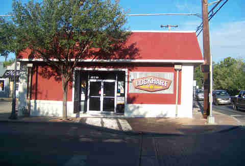 Lockhart Smokehouse in Dallas, TX