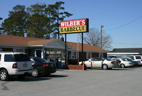 Wilber's Barbecue in Goldsboro NC