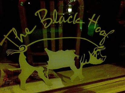 Window of the Black Hoof