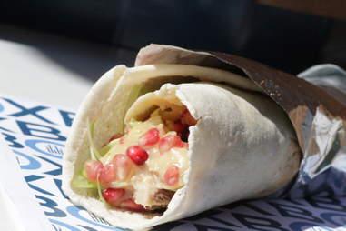 Street Food NYC - Flatiron Shawarma