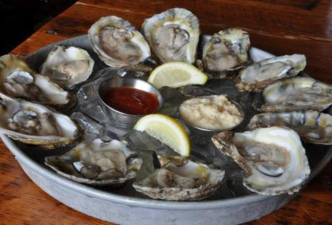 The Big Ketch Oysters