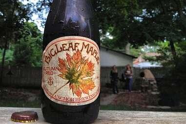 Anchor Brewing Bigleaf Autumn Maple Red Ale