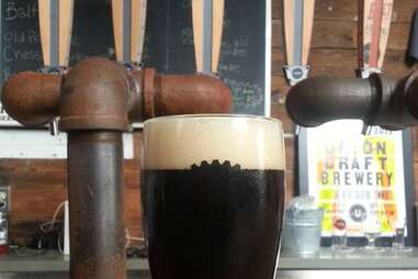 Union Craft Brewing's Blackwing