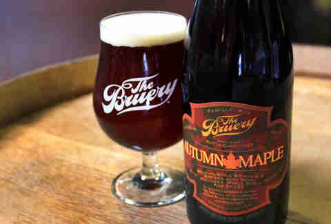 The Bruery's Autumn Maple