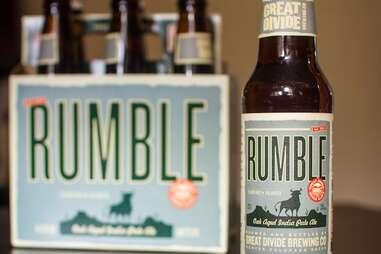 Great Divide's Rumble IPA