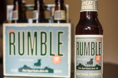 Great Divide's Rumble IPA