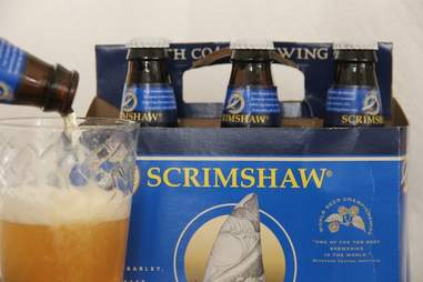 North Coast Brewing's Scrimshaw Pilsner