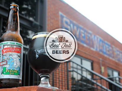 best fall beers to drink in ATL