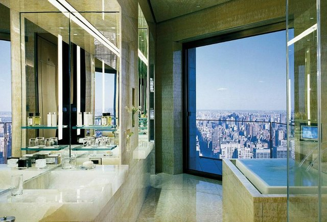 The most expensive hotel room in America