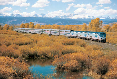 The Most Scenic Routes on Amtrak Tours - Best Train Trips