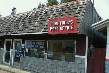 Humptulips, Washinton