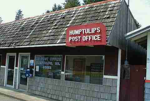 Humptulips, Washinton