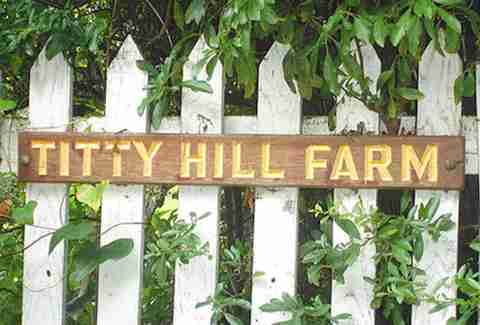 Titty Hill, Sussex, England