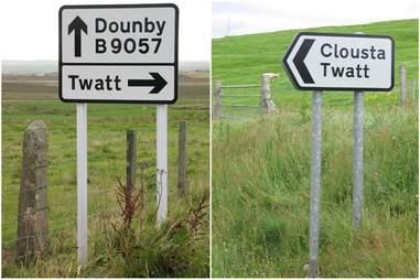 Twatt, Scotland