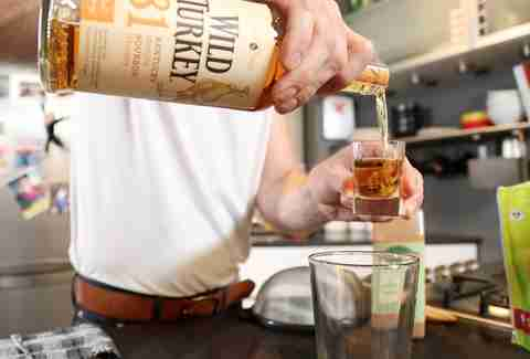 Movie Mixology - Make the Be Nice Boilermaker