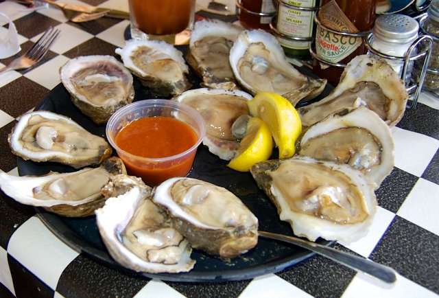 How to do oysters in New Orleans