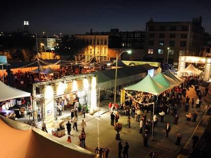 The Boudin Bourbon & Beer Festival 2012 in New Orleans