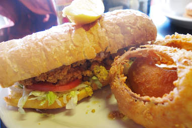 po-boy sammy
