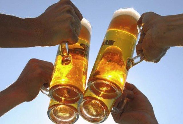 17 days of drinking in Berlin for Oktoberfest