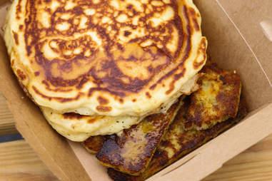 Proper Breakfast pancakes