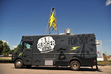 Burger Radio Denver