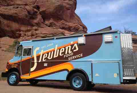 Steubens Food Truck Denver