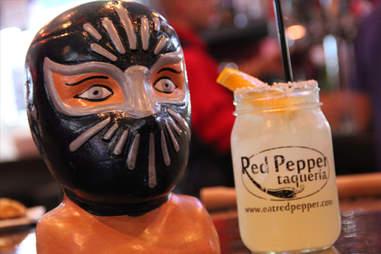 Red Pepper Taqueria Cocktail