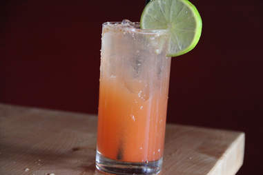 Red Pepper Taqueria Texas Ranger Cocktail