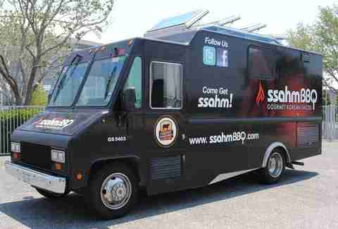ssahm dallas food truck