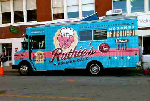 ruthie's food truck dallas