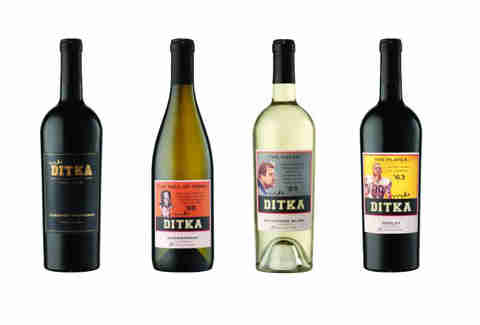 Mike Ditka wine