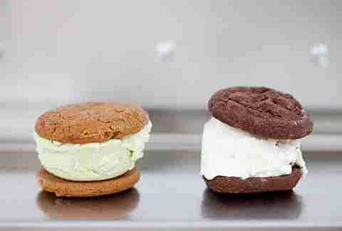 Coolhaus ice cream sandwiches