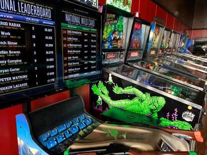 The Wurst Arcade--Portland