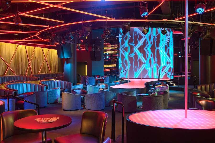 memphis strip Bar