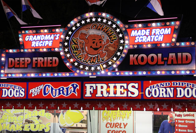 The 5 most ridiculous foods at the North Georgia State Fair