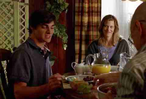 "Walt Jr breakfast ""Down"" Breaking Bad"